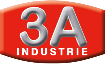 Logo 3A industrie Brest